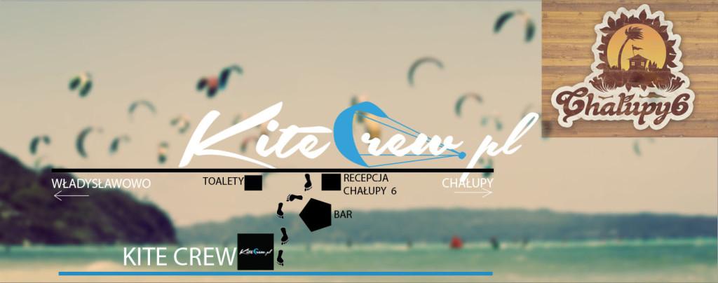 kitecrew szkoła kite mapa chałupy 6