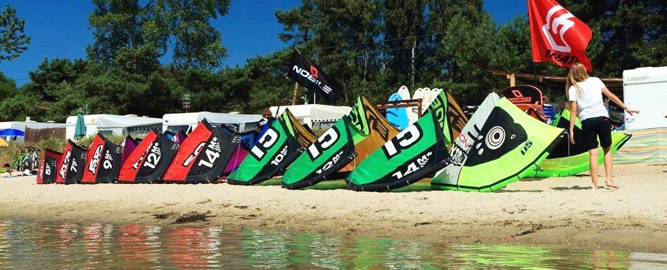 kitecrew szkoła kitesurfingu kursy kite chałupy