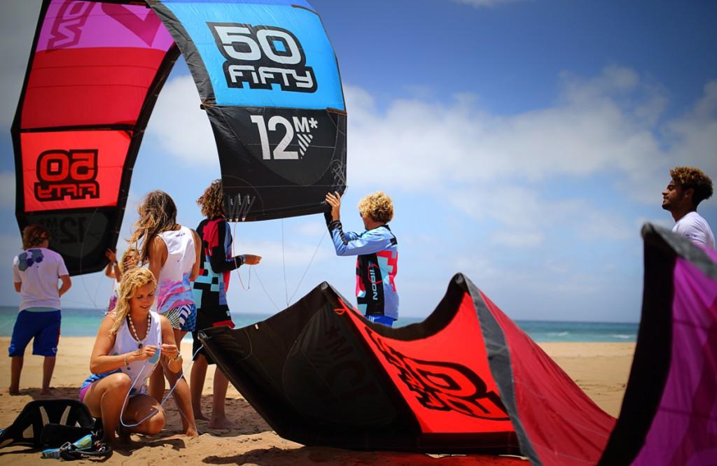 kursy kitesurfingu szkoła kite kitecrew