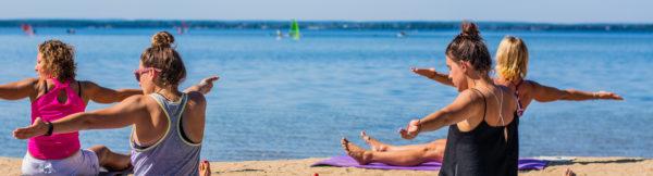 obozy kite&yoga kitesurfingowe pro camp wyjazdy kite szkoła kitecrew kursy