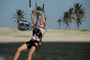 kitecrew cumbuco brazylia kursy kite