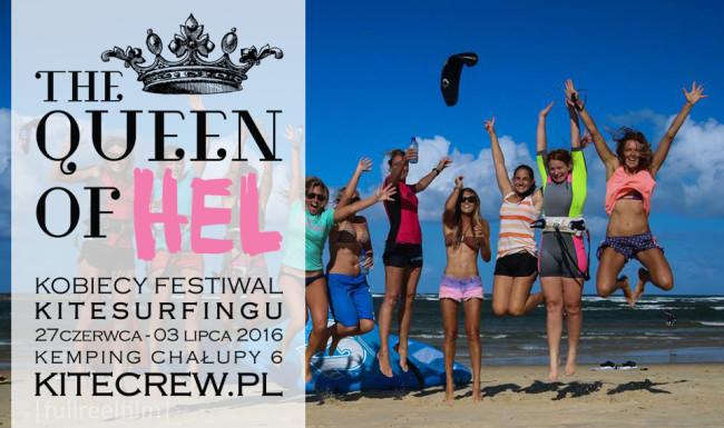 queen of hel kobiecy festiwal kitesurfingu KiteCrew 2
