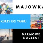 majówka 2019 kitesurfing szkoła chałupy 6 kursy kite