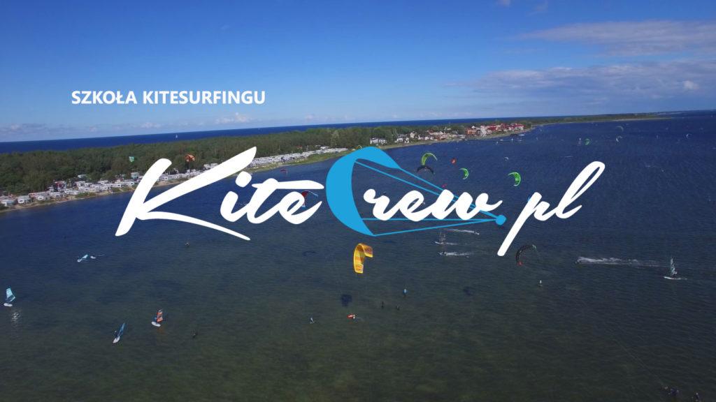 kurs kitesurfingu chałupy 6 szkoła kitesurfingu Kitecrew kursy wyjazdy obozy film kitesurfingowy