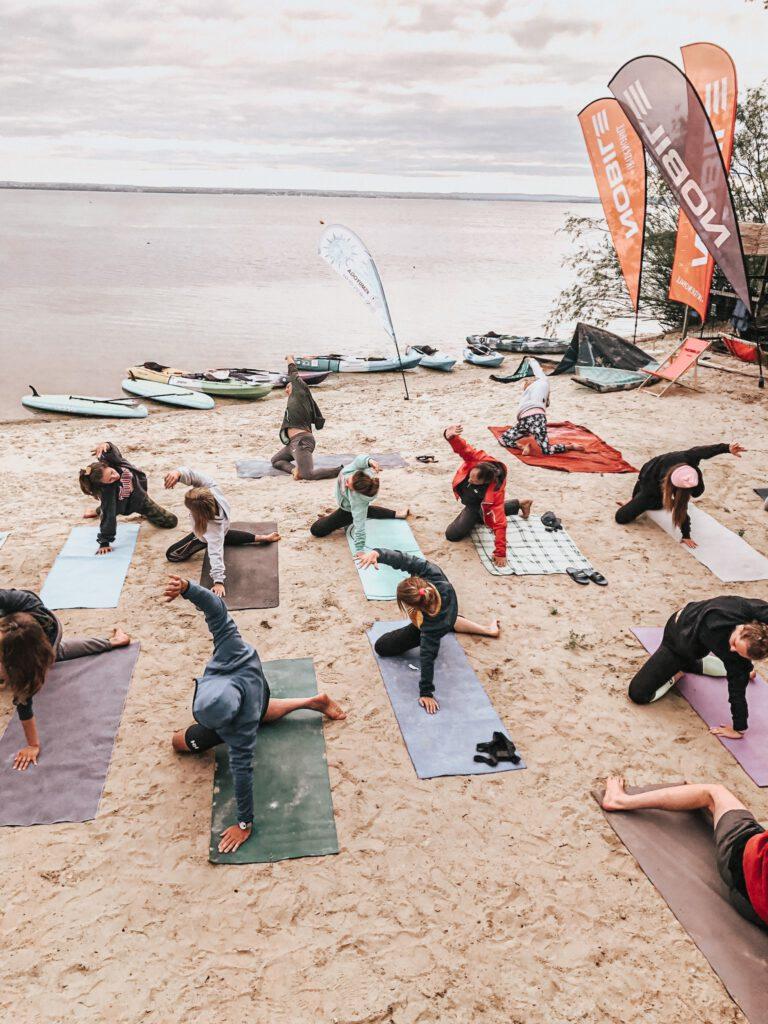 promocja na kurs kitesurfingu taniej z noclegiem chałupy 6