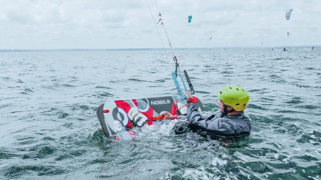 kurs kitesufingu